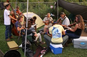 Old Fiddlers Convention